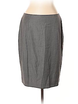 BOSS by HUGO BOSS Wool Skirt Size 12