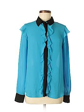 Prabal Gurung for Target Long Sleeve Blouse Size M