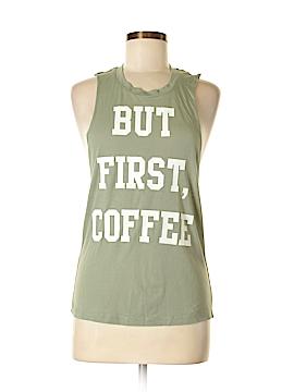 Fifth Sun Sleeveless T-Shirt Size S