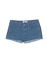 No Boundaries Women Denim Shorts Size 7