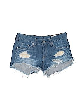 Rag & Bone Denim Shorts 24 Waist