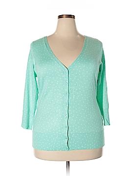 Iris Singer Collection Cardigan Size 1X (Plus)