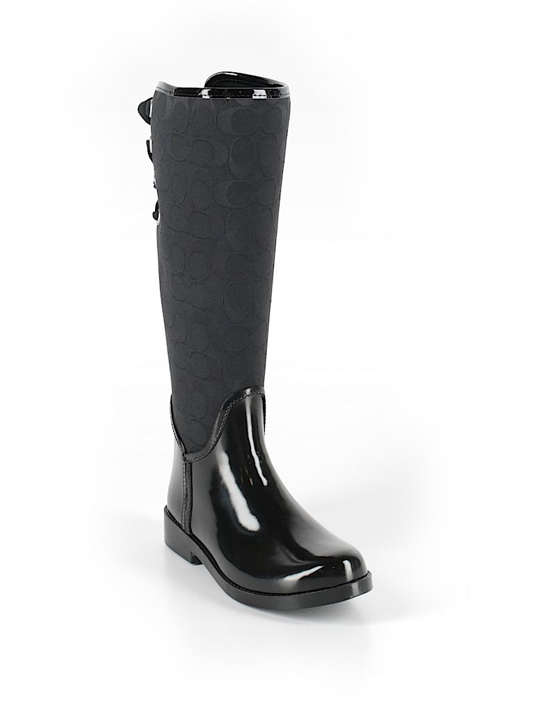 Coach Women Rain Boots Size 6