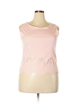 Zanzea Collection Sleeveless Blouse Size XXL