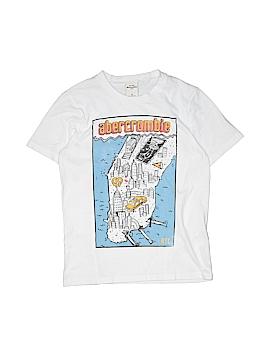 Abercrombie Short Sleeve T-Shirt Size M (Kids)