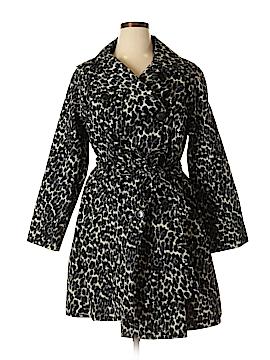 Merona Trenchcoat Size 1X (Plus)