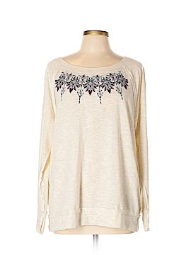 Knox Rose Sweatshirt Size XL