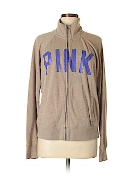 Victoria's Secret Pink Track Jacket Size M
