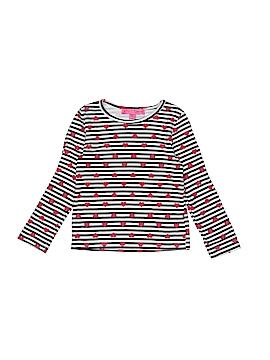 Betsey Johnson Long Sleeve T-Shirt Size 5T