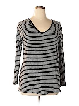 Lane Bryant Long Sleeve T-Shirt Size 14 (Plus)