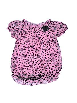 Healthtex Short Sleeve Blouse Size 4T