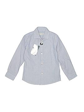 Zara Long Sleeve Button-Down Shirt Size 110 (CM)