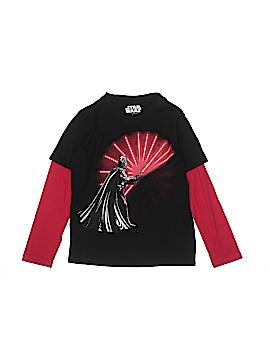 Star Wars Long Sleeve T-Shirt Size 5