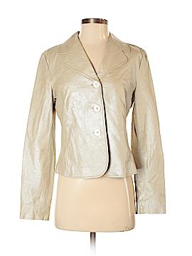 Karen Kane Leather Jacket Size S