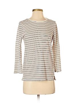 Current/Elliott 3/4 Sleeve T-Shirt Size Sm (1)