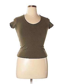 Rue Twenty One Style Short Sleeve T-Shirt Size L