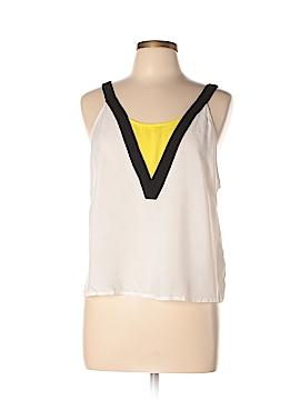H&M Sleeveless Blouse Size M