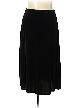Draper's & Damon's Casual Skirt Size 1X (Plus)