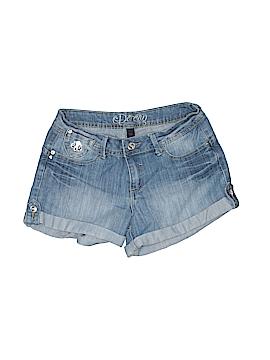 Dereon Denim Shorts Size 8
