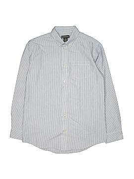 Dockers Long Sleeve Button-Down Shirt Size 18