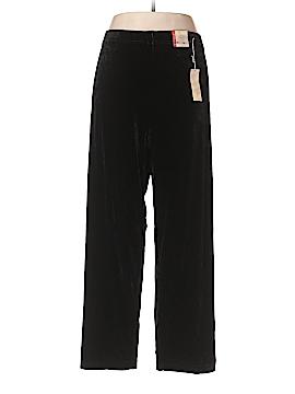 Avenue Velour Pants Size 14 (Plus)