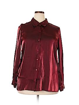 Blair Long Sleeve Blouse Size XL