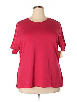 Coldwater Creek Short Sleeve T-Shirt Size 2X (Plus)