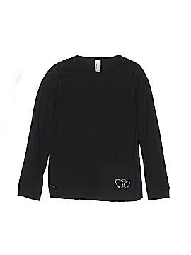 American Apparel Long Sleeve T-Shirt Size 10