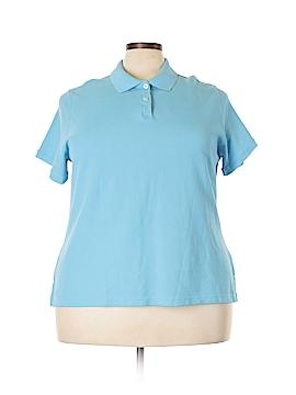 L.L.Bean Short Sleeve Polo Size 3X (Plus)