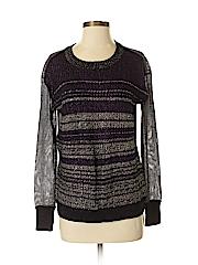 Nanette Lepore Women Wool Pullover Sweater Size S