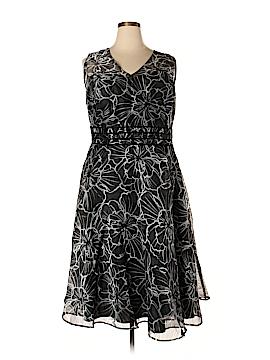 Roaman's Casual Dress Size 26 (Plus)