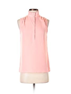J. Crew Factory Store Sleeveless Blouse Size 2