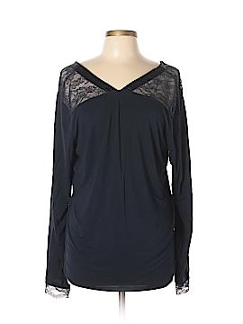 Carole Hochman Long Sleeve Top Size L