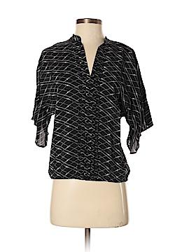 C. Wonder 3/4 Sleeve Silk Top Size XXS