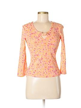 Sigrid Olsen 3/4 Sleeve Top Size XS