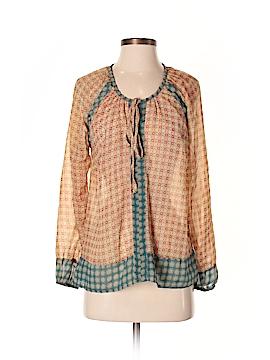 Umgee Long Sleeve Blouse Size S