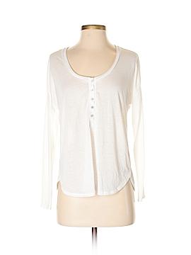 Victoria's Secret Long Sleeve Henley Size XS
