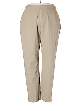 Lands' End Casual Pants Size 22W (Plus)