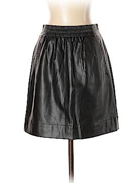 Ann Taylor LOFT Faux Leather Skirt Size XS