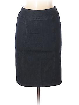 New York & Company Denim Skirt Size 2