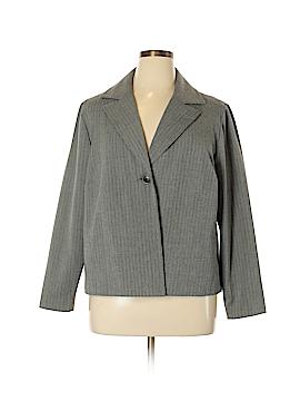 Briggs New York Blazer Size 1X (Plus)