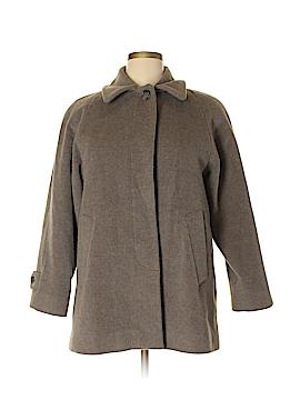 Jones New York Coat Size 10 (Petite)