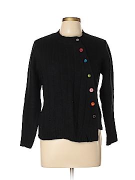 Garnet Hill Wool Cardigan Size M