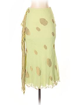 Ralph Lauren Black Label Silk Skirt Size 4