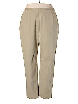 Lands' End Casual Pants Size 20W (Plus)