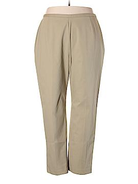Lands' End Casual Pants Size 18W (Plus)