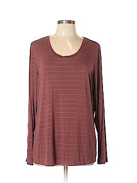 Lisa Rinna Long Sleeve T-Shirt Size L