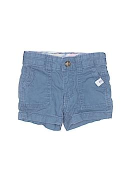 Carter's Cargo Shorts Size 3 mo