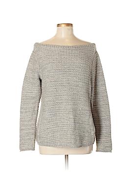 Athleta Wool Pullover Sweater Size M