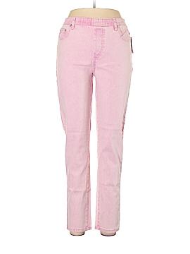 DG^2 by Diane Gilman Jeans Size M